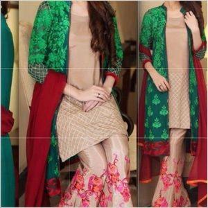 Indian Pakistani Dress new size small